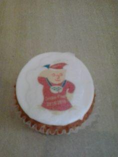 Langbroicher Dicker Flaa cupcakes, in totaal 140 stuks