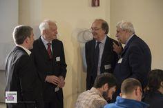 Vito De Gaetano - Bosch; Emilio Di Cristofaro (AILM Milano); Marco Diotalevi (vice presidente AILM) e Nicolò Pascale Guidotti Magnani