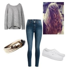 """Untitled #34"" by janie2022 ❤ liked on Polyvore featuring Vans and Kiel James Patrick"