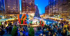 Christmas in Philly  http://www.visitphilly.com/articles/philadelphia/must-see-holiday-attractions-in-philadelphia/