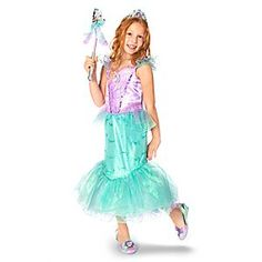 Disney Ariel Costume Collection for Kids | Disney Store