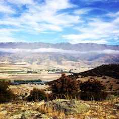 Great Instagram from the Pisa Mountains, Central Otago, NZ.