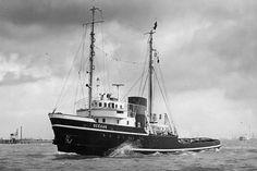 Smit Zeesleper Oceaan 1962