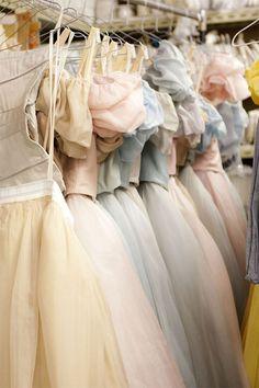 Pastel Costumes