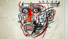 View Head by Jean-Michel Basquiat on artnet. Browse upcoming and past auction lots by Jean-Michel Basquiat. Jean Michel Basquiat, Graffiti Art, Street Art, Fondation Louis Vuitton, Paper Artwork, Outsider Art, Art Challenge, Art Sketchbook, Photo Book