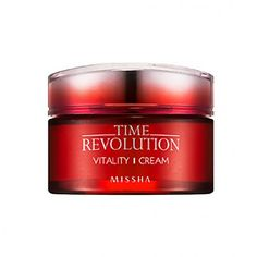 [Missha] Time Revolution Vitality Cream (50ml)