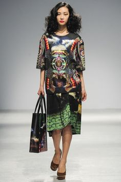 Manish Arora  AUTUMN/WINTER 2013-14  READY-TO-WEAR