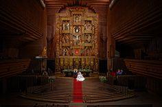 Church,Torreciuad (Aragon Spain )