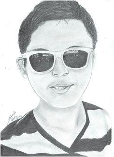 Retrato de mi hermano. Mens Sunglasses, Fashion, Brother, Portraits, Artists, Moda, Man Sunglasses, Fasion, Trendy Fashion