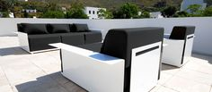 4 Inside & Out Loungemöbel