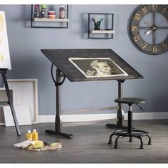 Williston Forge Joubert Drafting Table & Reviews | Wayfair