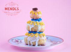 Si ya has visto la última película de Wes Anderson, ElGran Hotel Budapest, seguro que te suenan estos pastelitos ^_^ ¡Son los courtesan au chocolat de Mendl's! Los que prepara Agatha en la pastele...