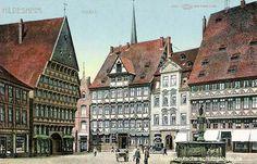 Hildesheim - Markt
