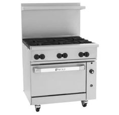 36 Challenger XL Commercial Gas Range