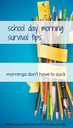 I usually spend Sunday nights crying in my wineglass in complete denial that another week snuck up on me. Here are a few little ideas that might help make your mornings less frenzied. |school|back to school|organizational tips|morning hacks|back to school help for moms|mom blogs|back to school ideas|