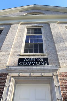 Waring Commons is the hub of West Halls at Penn State University Park and the home of the huge warm West Halls chocolate chip cookies. YUM!  (Image credit: Ann Taylor-Schmidt)