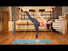 Yoga Video: A Flow That Works Your Legs and Butt | Greatist