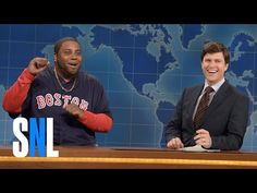 Weekend Update: David Ortiz's Post-Retirement Plans - SNL - http://abibiki.com/weekend-update-david-ortizs-post-retirement-plans-snl/