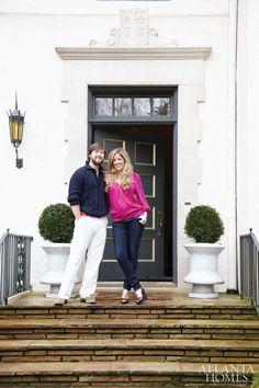 Front Door Fun House | Atlanta Homes & Lifestyles