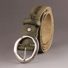distressed leather belt for women - Google Search