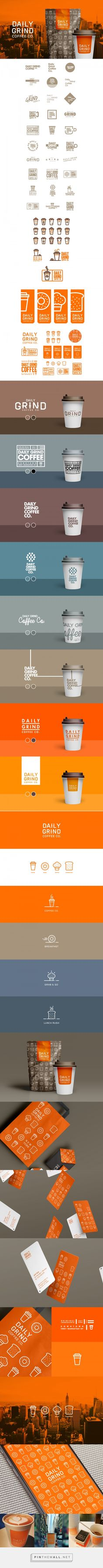 Daily Grind Coffee Co. by Studio—JQ .