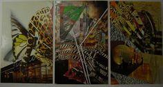 """let it zebra"" collage by Drieghe Dimitri"