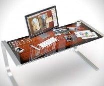 Apple iDesk Workstation Concept