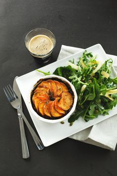 mushroom + stout pot pies with sweet potato crusts » The First Mess