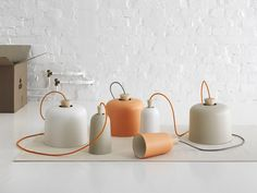 pendant lights, Fuse by Note Design