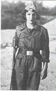 Esperanza Rodriguez miliaciana gallega