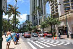 Downtown Honolulu, HI