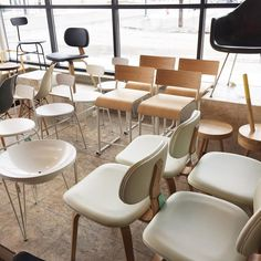 Floor model chair sale! Going on now at Forage Modern Workshop.