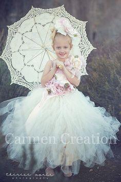 Vintage Fairy Dress Pink