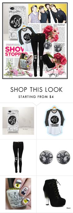 5 sos by ammy-horan-98 on Polyvore featuring moda, Boohoo, Fahrenheit and anzu jewelry
