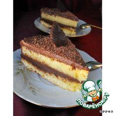 """Торт """"Трюфель"""" (почти по ГОСТу)"""