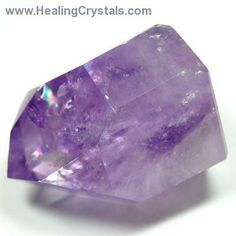 """Tower - Amethyst Crystal Towers """"Extra""""- Amethyst - Healing Crystals"""