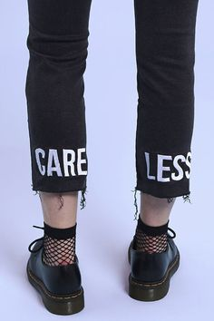 CARE LESS JEAN | The Ragged Priest