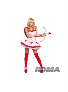 Amazon.com: Naughty Cupid: Adult Sized Costumes: Clothing