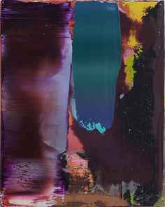 Peter Krauskopf, ALTES BILD, B 030216, 56x46 cm, 2016