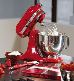 kitchenaid küchenmaschine artisan rot 5ksm150pseer | alles was das ... - Kitchenaid Küchenmaschine Artisan Rot 5ksm150pseer