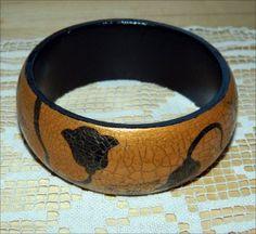 bratara lemn