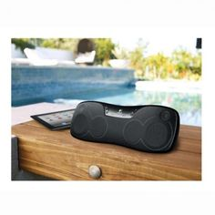 Logitech Bluetooth Wireless Boombox Speaker For Tablets or Smartphones