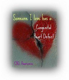 I  ♥ Someone with CHD