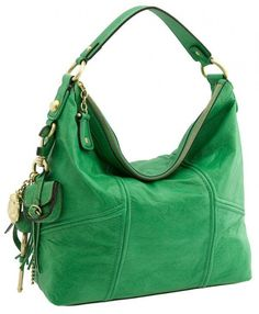 Juicy Couture Key & Shell Hobo