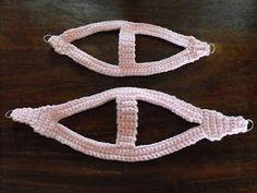 Crochet Dog Harness!