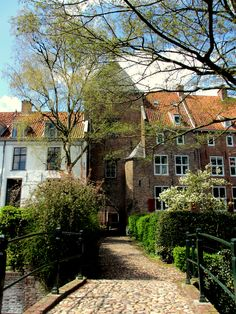 gracht in amersfoort