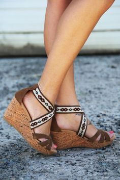 71ab74c8d1d  Drew  Wedges By  Minnetonka  Shoes Heels Boots