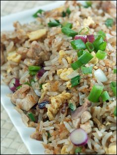 How to Make GOOD Fried Rice