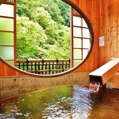 Selected Onsen Ryokan (Japanese-style inns and hot springs)