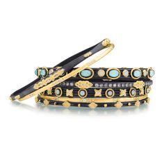 Love the one with labradorite Gold Bangle Bracelet, Gold Bangles, Cuff Bracelets, Trendy Bracelets, Old World, Jewerly, Belt, Diamond, My Style
